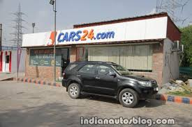 toyota website india where should you sell your used car in india