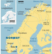 northern lights location map norway s wild wonders in winter from northern lights and dog