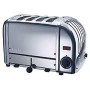 Dualit 4 Toaster Dualit Toasters