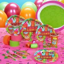 luau party supplies tiki luau party ideas themeaparty