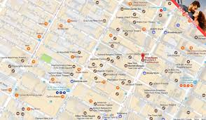 Times Square Map Location Half Girlfriend Movies