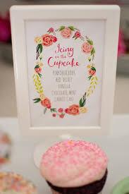 cing birthday party kara s party ideas chic floral baptism birthday party kara s