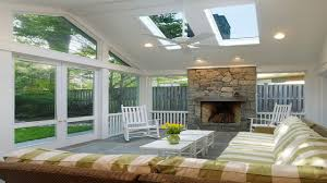 sunroom design plans sunrooms with fireplaces ideas fabaeffcc