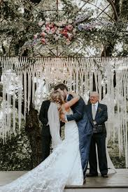 wedding backdrops 10 beautiful wedding backdrops intimate weddings small wedding