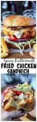 sriracha mayo kraft spicy buttermilk fried chicken sandwich recipe fried chicken