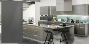 modern colors for kitchen cabinets details about fully assembled 10x10 contemporary slate gloss kitchen cabinets gray slab