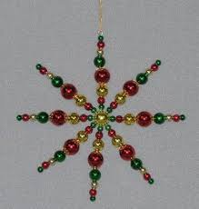 632 best beaded ornaments images on beaded