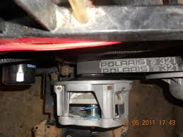 clutch alignment polaris atv forum