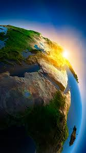 wallpaper earth iphone 5 planet earth 3d wallpaper for iphone x 8 7 6 free download on