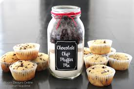 chocolate chip muffin mason jars with printable i heart nap time