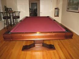 Peter Vitalie Pool Table by Peter Vitalie Nice 9 Foot Pool Table In Excellent Condition Ebay