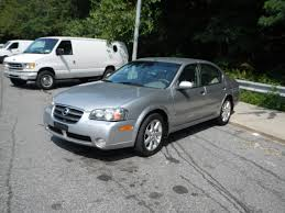 white nissan maxima 2003 2003 nissan maxima gle gray 184k brooklyn new york used auto