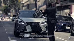 lexus rx to err is human youtube