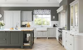 Kitchen Grey Painted Kitchen Sprayed Kitchen Paint Kitchen Doors Bespoke