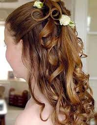wedding hairstyles for medium length hair half up wedding hairstyles ideas side ponytail braided curly half up