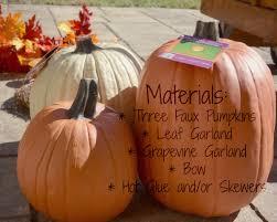 pumpkin topiary decor you adore easy diy pumpkin topiary tutorial