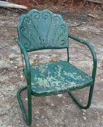 Vintage Patio Furniture Metal by 21 Best Outdoor Furniture Images On Pinterest Outdoor Furniture