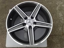 mercedes amg replica 19 amg style wheels 699 from powerwheels pro mbworld org