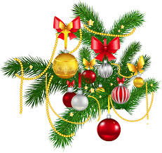 New Year Decorations Png by Decoration Clipart Christmas Decoration Pencil And In Color