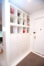 modern room dividers room divider doors interior cubby hole storage classroom cubbies
