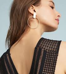 buffy earrings 48 anthropologie jewelry anthropologie limitless gold