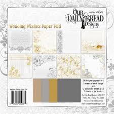 Wedding Sentiments Wedding Paper Pads