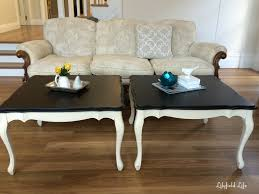french style coffee table lilyfield life a pair of french style coffee tables