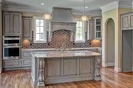 high end kitchen cabinet manufacturers an elegant back splash brings high end detail to this custom kitchen
