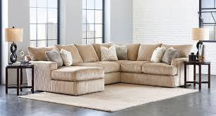 Left Facing Sectional Sofa by Sacramento 3 Piece Left Facing Sectional Toast Levin Furniture