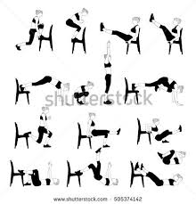 Armchair Aerobics For Elderly Chair Exercise Stock Images Royalty Free Images U0026 Vectors