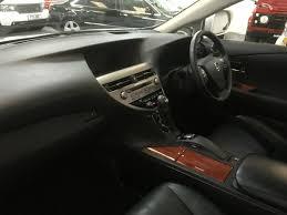 lexus rx450h uk for sale second hand lexus rx 450h 3 5 v6 se l premier 5dr cvt auto for