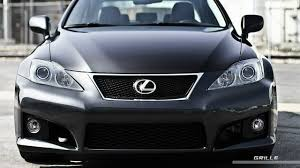 lexus is250 f sport front lip isf conversion kit youtube