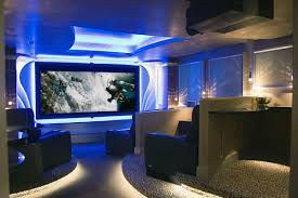 Home Theater Design Ideas For Men Movie Room Retreats - Home theater design