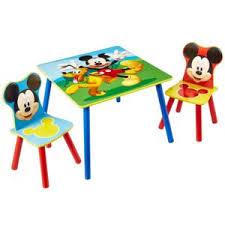 bureau enfant mickey apart table et chaises mickey disney pas cher achat