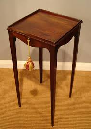 Urn Table L Georgian Urn Table Tripod Tables Antique Occasional Tables