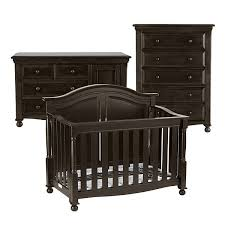 Jcpenney Nursery Furniture Sets Bedford Monterey 3 Pc Baby Furniture Set Chocolate