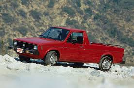 volkswagen rabbit truck 1982 almost trucks 10 non traditional pickups