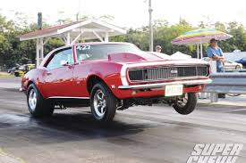 chevy 68 camaro 1968 chevrolet camaro ss 8 sec ss chevy magazine