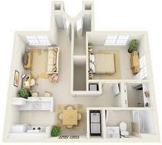 Kleines Schlafzimmer Einrichten Grundriss Ein Zimmer Wohnung Praktisch Dekoration Und Interior Design Als