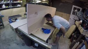 Handyman Kitchen Cabinets How To Build Kitchen Cabinets Pt 1 The Handyman