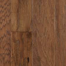 shop style selections prefinished russet hickory hardwood flooring