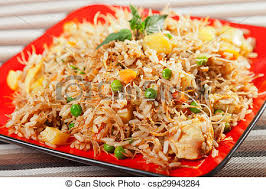 biryani indian cuisine chicken biryani typical indian food recipe cooked pictures