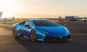 blue chrome lamborghini 2016 lamborghini huracan customed by sunus motorsports