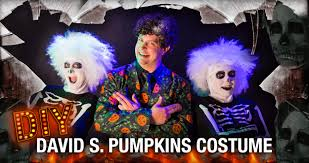 Life Is Good Halloween Shirt by Diy David Pumpkins Halloween Costume Halloween Costumes Blog