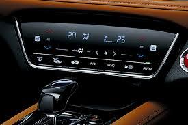 Honda Vezel Interior Pics Honda Vezel To Get Turbo Power In The Us