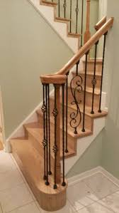 Wrought Iron Stair by 533 Best Finished Projects Images On Pinterest Railings Cable