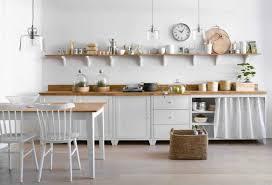 buffet cuisine en bois charmant cuisine bois et blanc collection et cuisine bois et
