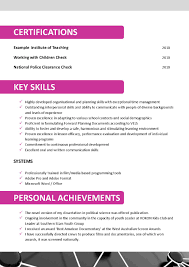 Free Australian Resume Templates Examples Of Australian Resumes Resume For Your Job Application