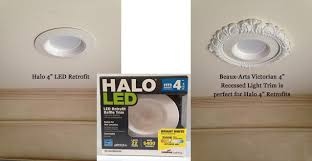 Beaux Arts Decorative Recessed Lighting