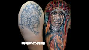 best tattoo cover ups part 1 youtube